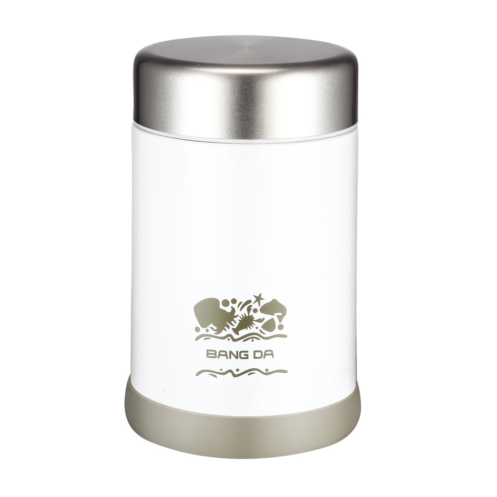 12 oz Stainless Steel Vacuum Food Jar BPA Free Leak Proof
